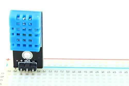 Módulo de sensor de temperatura y humedad DHT11 Arduino Invernadero
