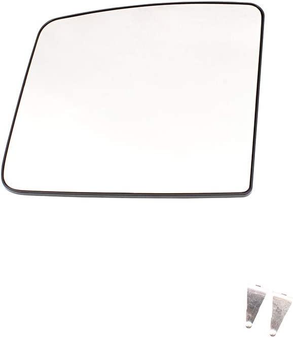 Brock Replacement Passenger Side Door Ba with Mirror Upper Mail order Ranking TOP18 cheap Glass