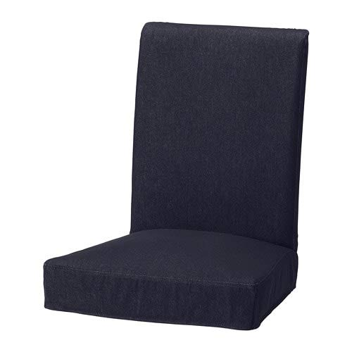 Unbekannt IKEA Vansta - Funda para Silla de Color Azul Oscur