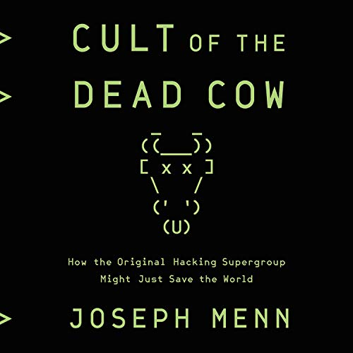 Page de couverture de Cult of the Dead Cow