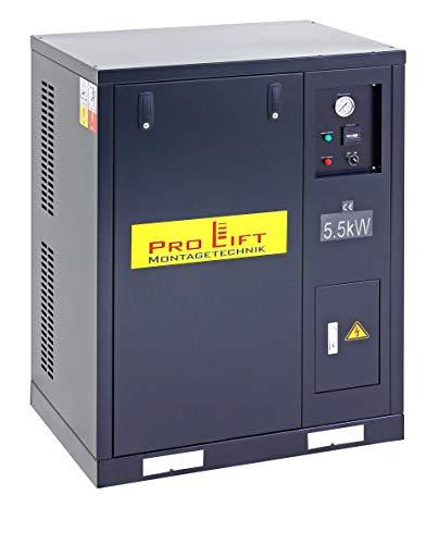 Pro-Lift-Montagetechnik 5,5kW Silent Kompressor, 8bar, geräuschgedämmt, 00177