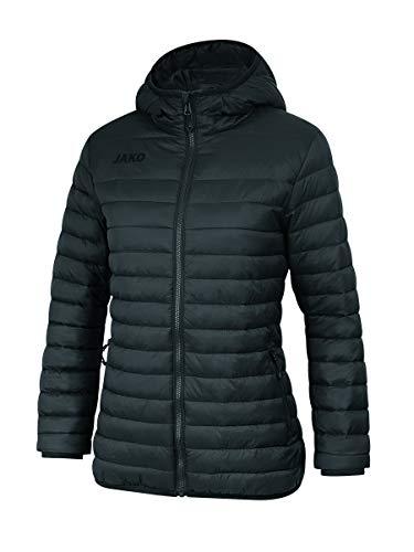 JAKO Damen Steppjacke Sonstige Jacke, schwarz, 36