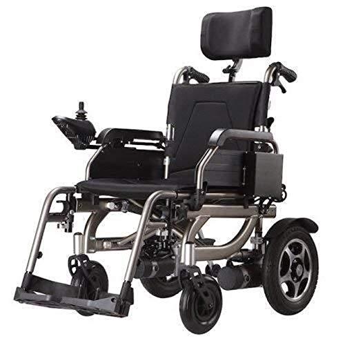 Wtbew-u Beste rolstoel, met motor, inklapbaar, licht, inklapbaar, elektrische rolstoel