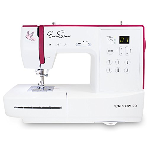 Eversewn - Sparrow 20 - 80 Stitch Computerized Sewing Machine