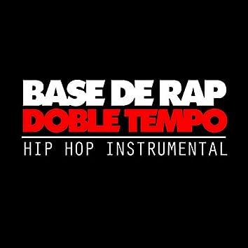 Base de Rap Doble Tempo (Hip Hop Instrumental)