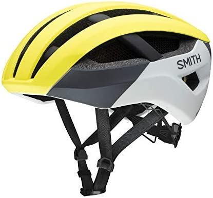 Smith Network MIPS Al sold out. Bike Helmet Neon Matte In a popularity Yellow M Viz