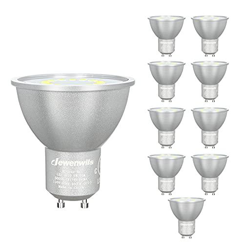 DEWENWILS GU10 LED Bulb, Dimmable, 400LM, 5000K Daylight...