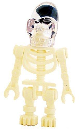 LEGO Akator Skeleton Indiana Jones 2 Figure