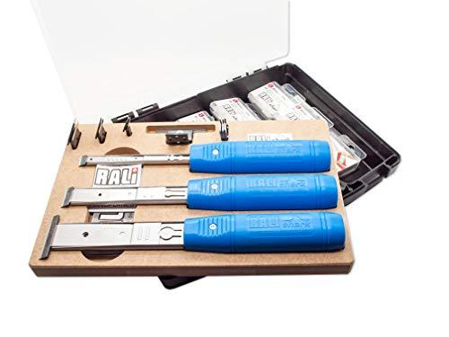 Schere zu Holz Multifunktions Rali® Shark–Koffer Complete