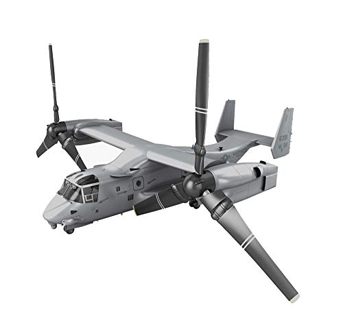X-Toy Military Puzzle Model Kits, 1/72 USA MV-22 Osprey Aircraft Puzzle Modell, Kinderspielzeug Und Collectibles