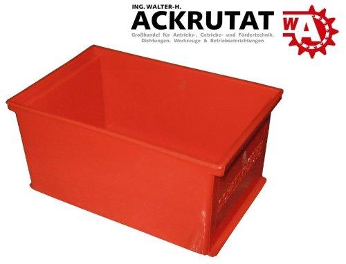 5 Stück Schäfer Lagersichtkasten EK 14-2 Box Kiste Einsatzkasten Kasten f. Regal