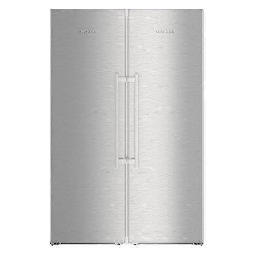 Liebherr SBSes 8663 frigorifero side-by-side Libera installazione Acciaio inossidabile 635 L A+++