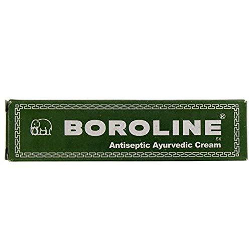 Boroline Antiséptico Aryuvédico Crema 20G -Pack De 2