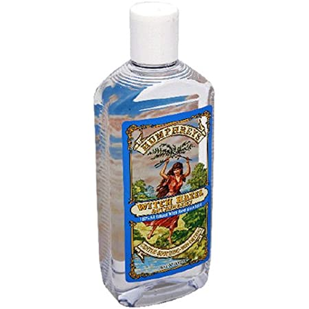 Humphreys Witch Hazel Astringent, 16-Ounces (Pack of 4)