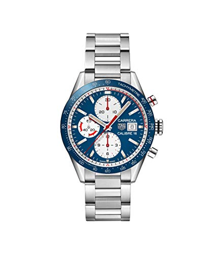 TAG HEUER - Armbanduhr Carrera - CV201AR.BA0715