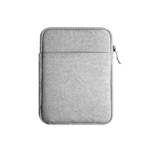 Mazufr Stoßfeste Tasche mit Reißverschlusshülle Etui eBook-Beutelabdeckung Dual...