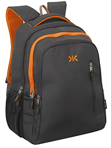 Killer Gliding 36 litres Grey 15.6 Inch Water Resistance Polyester Laptop Backpack