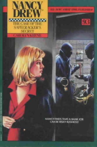 The Case of the Safecracker's Secret (Nancy Drew Mysteries Book 93) (English Edition)