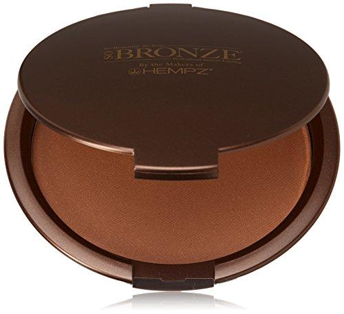Hempz Hempz so bronze compact body bronzer, shimmer bronze, 0.70 ounce, 0.700 Ounce
