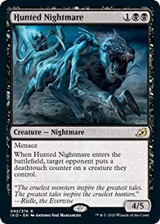 Magic: The Gathering - Hunted Nightmare - Ikoria: Lair of Behemoths