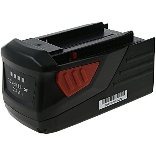 Akku für Werkzeug HILTI TE 6-A36, 36V, Li-Ion