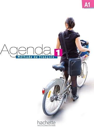 Amazon.com: Agenda 1 - Livre de lÉlève + DVD-ROM (French ...