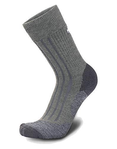 Meindl Unisex-Adult Socks, Oliv, 45-47