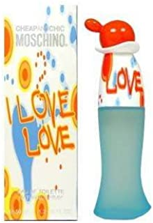 I Love Love Cheap And Chic by Moschino for Women - Eau de Toilette, 5ml