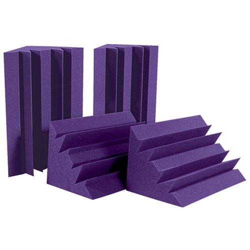 Auralex LENPUR LENRD Bass Traps in Purple 8