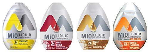 Mio Water Enhancement - Variety (Pack of 4) (Variety)