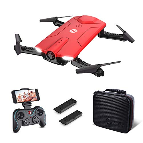 Holy Stone HS160 Drone with Camera, RC Quadcopter...