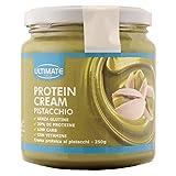 Protein Cream Pistacchio - Crema Proteica Spalmabile Col 30% Di Proteine Del Siero Del Lat...