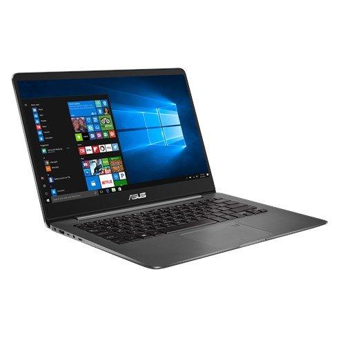 ASUS ZenBook UX430UA-GV266T 1.80GHz i7-8550U Intel Core i7 di ottava generazione 14' 1920 x 1080Pixel Grigio Computer portatile