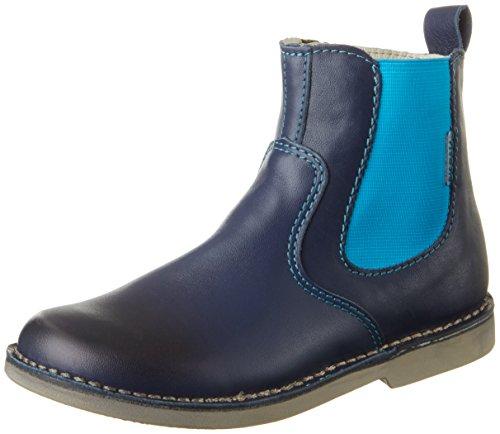 RICOSTA DENISA, Chelsea Boots Garçon, Bleu Nautic, 32 EU