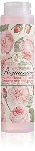 NESTI DANTE Romantica Rose & Peony, Bath & Shower Gel 300 ml