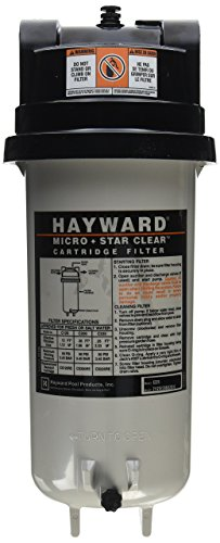 Hayward C225 StarClear Micro Cartridge Pool Filter, 25 Square...