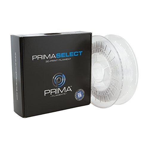 Prima Filaments Creator PrimaSelect 3D Drucker Filament - PC (Poly Carbonate) - 1,75 mm - 500 g - Klar
