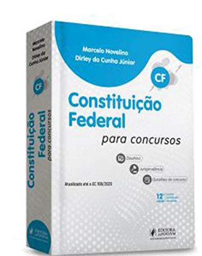 Constituicao Federal Para Concursos - 12ed/21