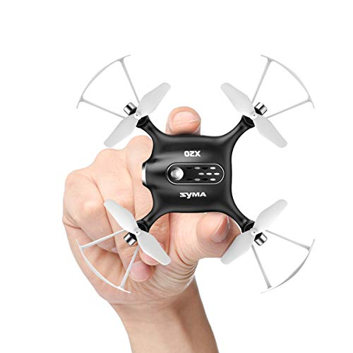 Syma x20-black 2.4 GHz Mini Micro RC Drone, Nero
