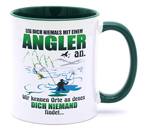 f/ür Angelk/öder wasserfest Drehgelenk alpscale Angelbox mit 12 F/ächern schwimmend Angelhaken Angelhaken K/öder