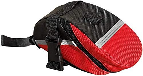 Bolsa Cuadro de la Bicicleta Bike Bag Bolsa for Bicicleta Saddle Bag Impermeable Tija de sillín Bolsa de Almacenamiento Ciclismo Cola Juego de Tubos Traseros Bolsa de MTB Bici del Camino Interior #Z