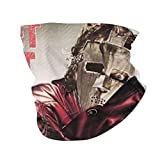 Stylish Home Multifunctional Face Shield Snood Scarf with Dust Wind Protection Quiet Riot for Summer Outdoor Running Cycling Fishing Hiking Motorcycle