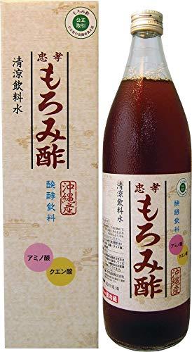 忠孝酒造 忠孝のもろみ酢 900ml瓶 2本 箱入 沖縄県