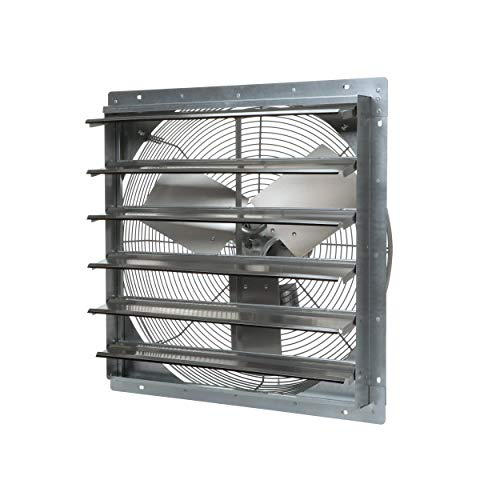 24 shutter exhaust fan - 8