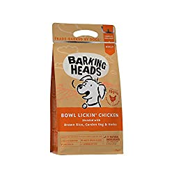 50% single protein Chicken 100% Natural Ingredients Free from ingredients known to cause digestive problems in dogs Made in Britain using only the finest ingredients No added synthetic preservatives, flavourings or colourings
