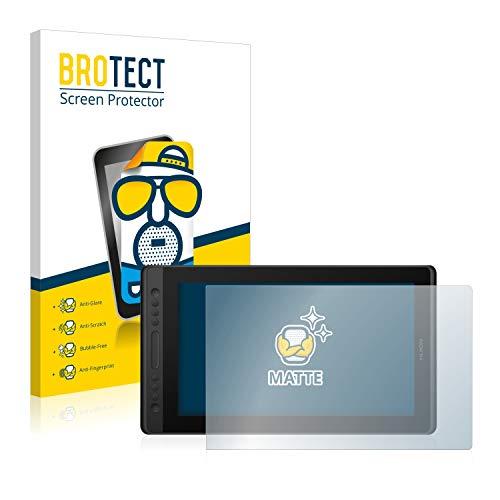 BROTECT Protector Pantalla Anti-Reflejos Compatible con Huion Kamvas Pro 16 Premium Pelicula Mate Anti-Huellas