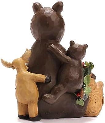 Amazon.com: Big Sky talladores Bearfoots Bears Joy – Figura ...
