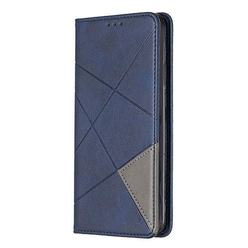 Nokia 2.2 Handyhülle für Nokia 2.2 Hülle Geschäft Case Cover Leder Tasche Flipcase Schutzhülle Silikon Handytasche Ständer Klapphülle Schale Bumper Magnetverschluss Fächer Brieftasche schwarz