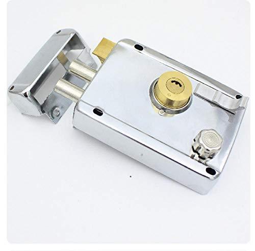 Cilinderslot beste koper kern ijzeren deur sloten beveiliging anti-diefstal slot meerdere verzekering slot houten poort slot voor meubilair hardware