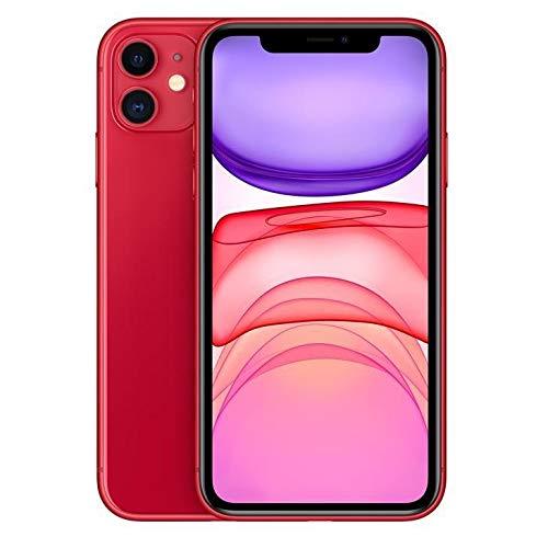 Iphone 11 Apple (product) Vermelho, 128gb Desbloqueado - Mwm32br/a